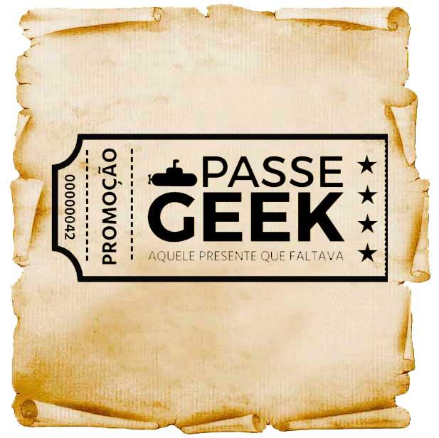 promoção passe geek submarino galardians