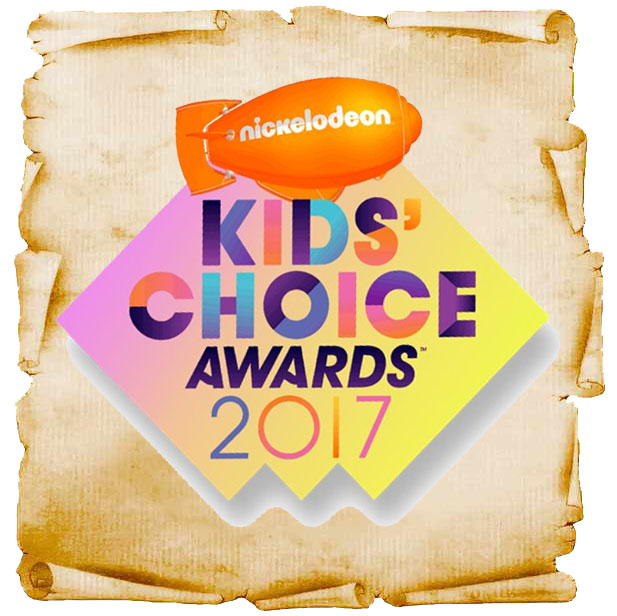 Concurso cultural kids choice awards 2017 galardians