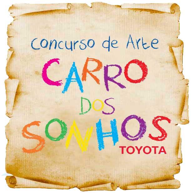Concurso cultural de Arte Carro dos Sonhos Toyota galardians