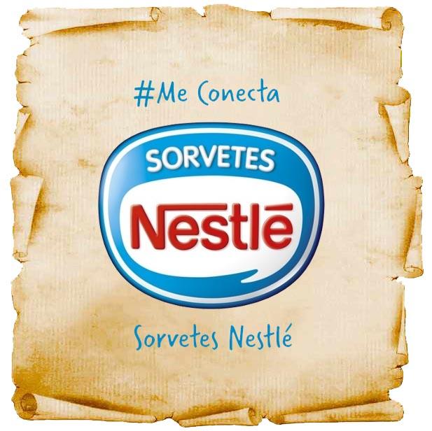 Concurso cultural Me Conecta Sorvetes Nestlé galardians