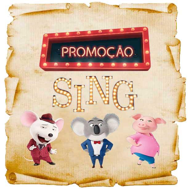 Concurso cultural Sing e TeleCine galardians