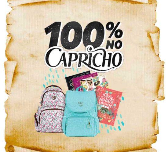 Promoçao 100% no capricho galardians