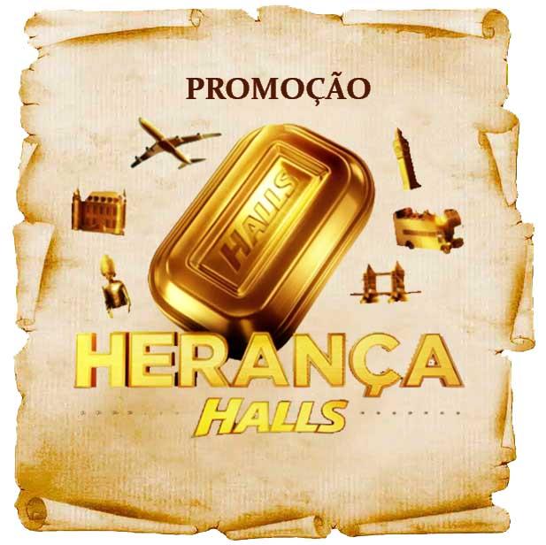 promoçao herança halls galardians