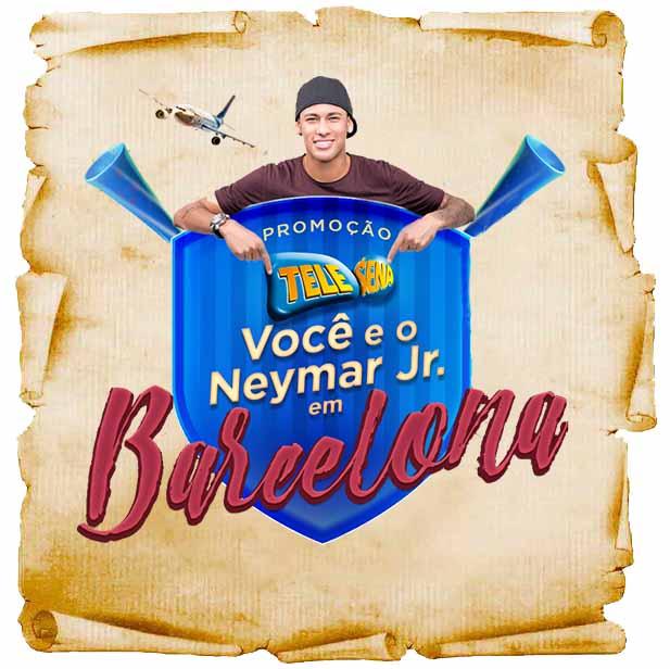 promoção telesena neymar galardians