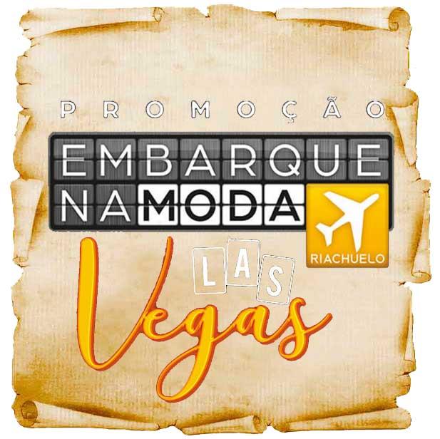Promoção Embarque na Moda para Las Vegas galardians