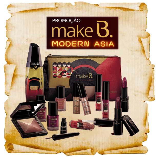 Promoção Make B. Com Você O Boticário