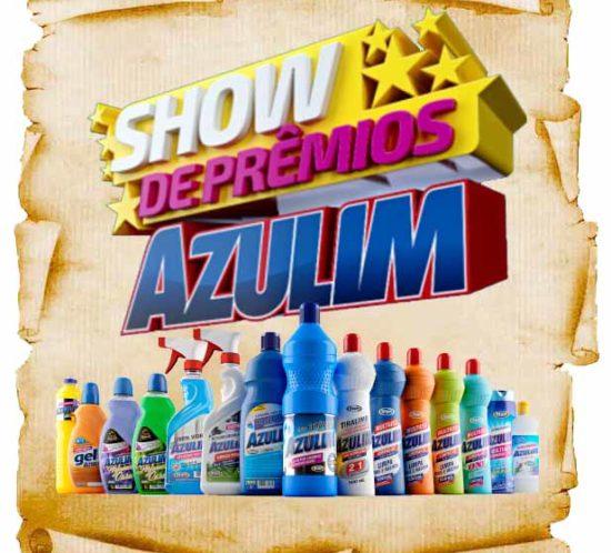 Promoção Show de Prêmios Azulim galardians