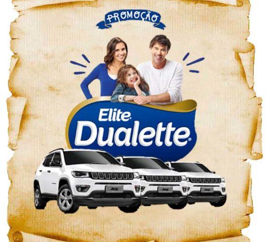 Promoção Elite Dualette Você é o máximo galardians
