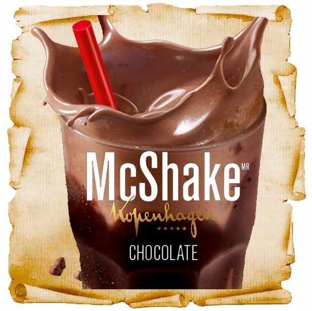 Cupom de desconto McDonald's McShake Chocolate galardians