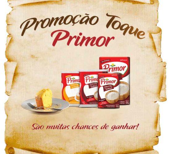 promoção primor