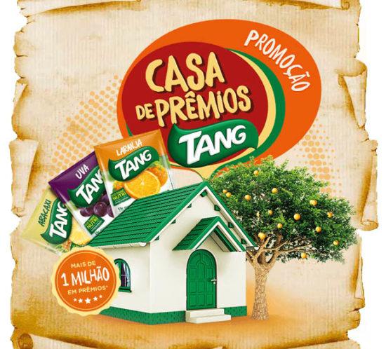 Promoção Tang Casa de Prêmios