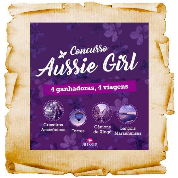 Concurso Cultural Aussie Girl