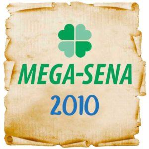 Resultados da Mega-Sena em 2010