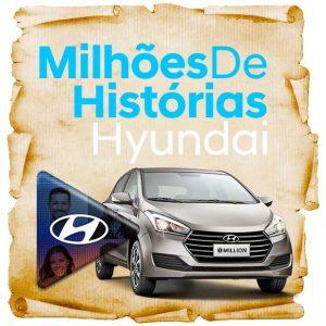 Concurso Cultural Milhões de Histórias Hyundai