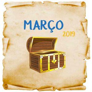 promoções concursos culturais em marco 2019