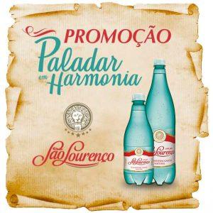 Promoção Paladar em Harmonia São Lourenço
