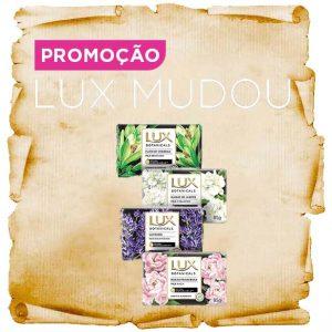 Promoção Lux Mudou