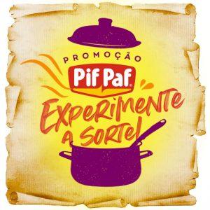 Promoção Pif Paf Experimente a sorte