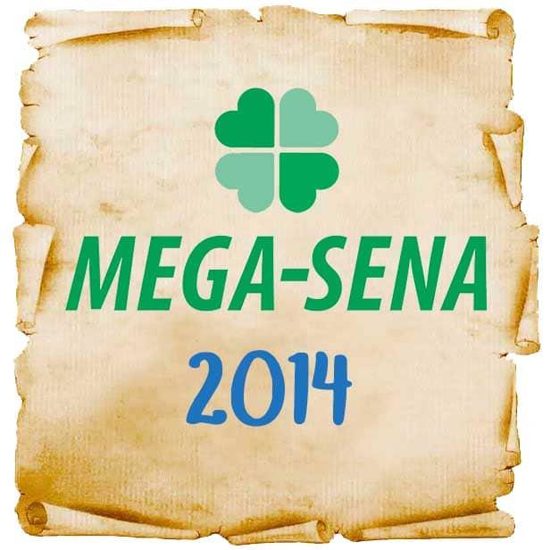 Resultados da Mega-Senaem 2014