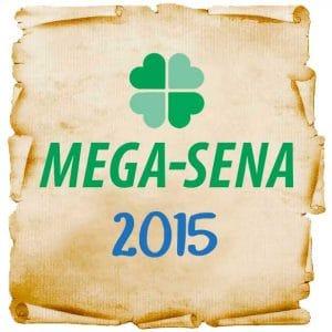 Resultados da Mega-Senaem 2015