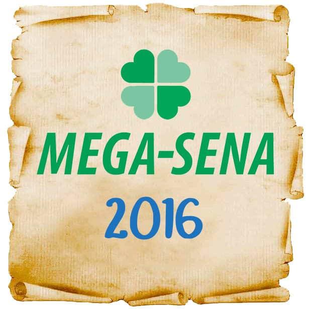 Resultados da Mega-Senaem 2016